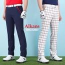 알칸스 겨울/봄 남성 기모 골프바지 남자 골프웨어