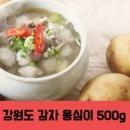 맛있는 강원도 감자 옹심이 초특가 할인중