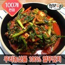 빛 국산 열무김치 2kg 열무/겉절이/김치/먹보야