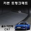 올뉴아반떼 CN7 (2020년~)/카본 트렁크매트