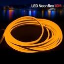논네온 라인 조명 / LED 네온플렉스 10M 노랑