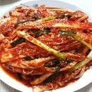 빛 국산 겉절이 4kg 갓버무린/김치 배추김치/먹보야 V